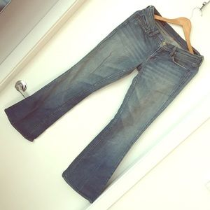Citizens of Humanity low rise flare jeans Size 29